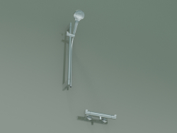 Shower set L = 650 mm with thermostat (27013400)