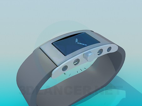 3d model Wristwatches - preview