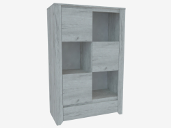 Cabinet low 3D-1S (TYPE 31)