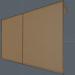 3d 3D Envelope (Size DL Banker) model buy - render