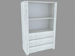 Low Cabinet 3S (TYPE 32)
