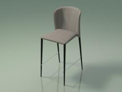 Cadeira de meia barra Arthur (110138, cinza cinza)