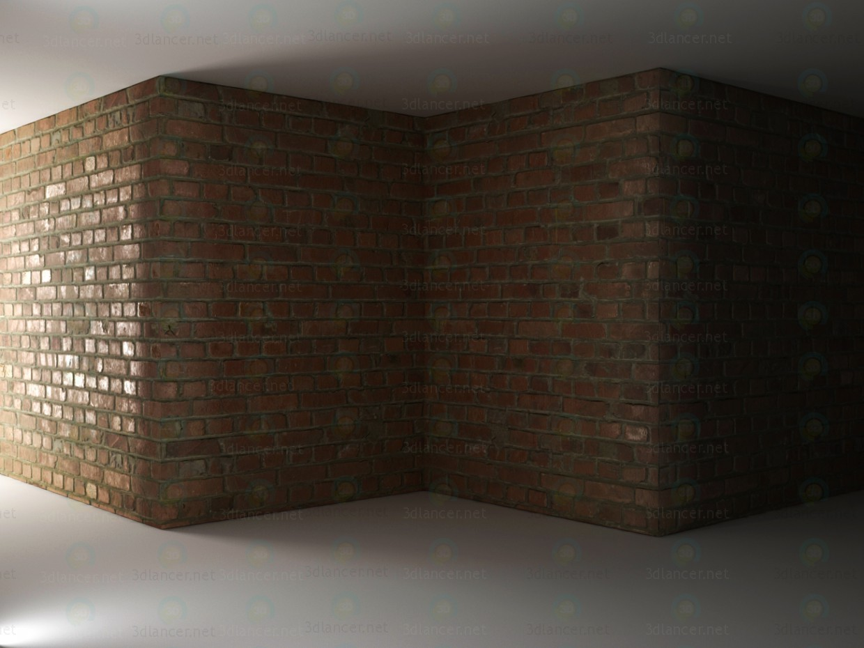 "Image 1 for model ""Brick Vray HD material"""