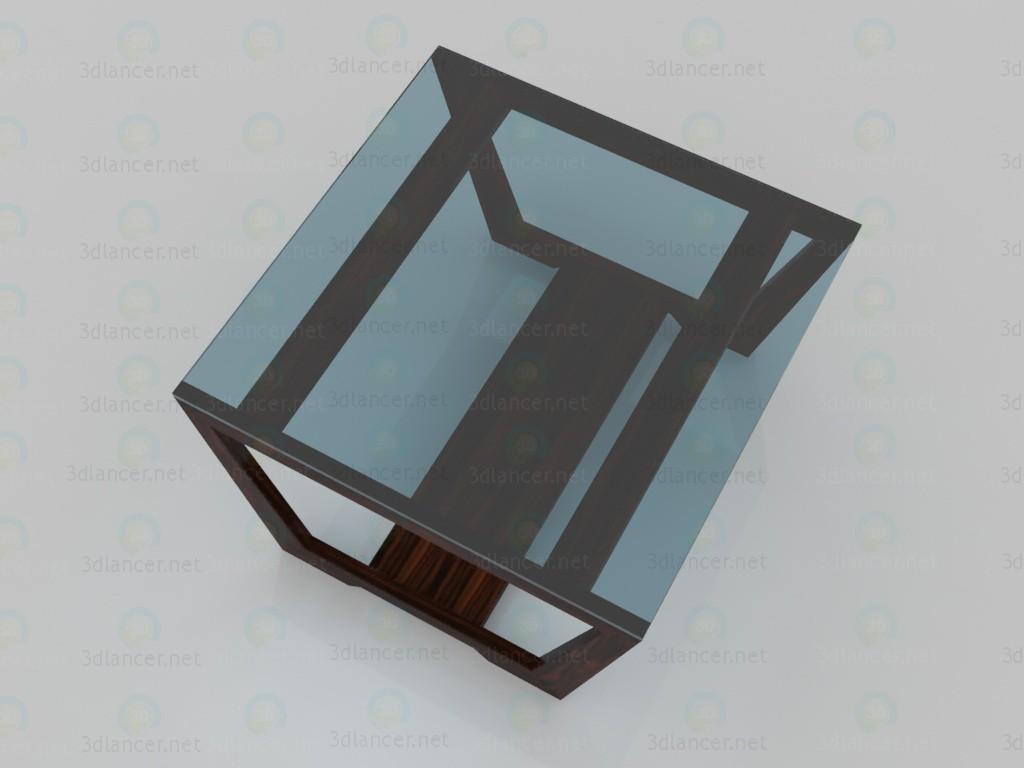 3d Стіл журнальний ALICE 1 модель купити - зображення