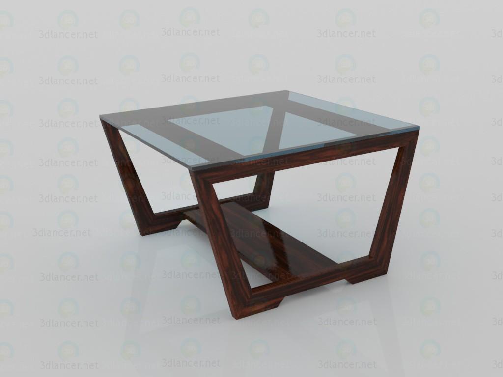 Mesa de centro ALICE 1 3D modelo Compro - render