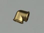 Bronze knee