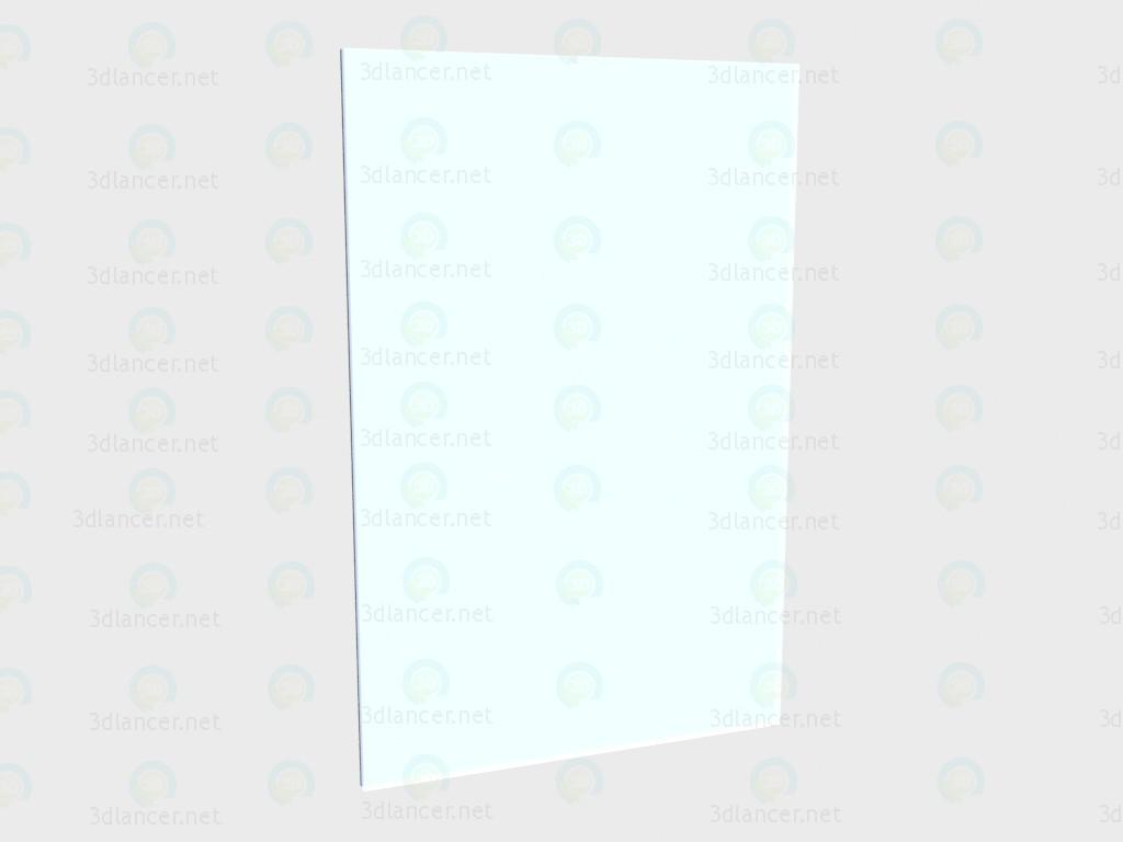 3d model Mirror internal VOX - preview