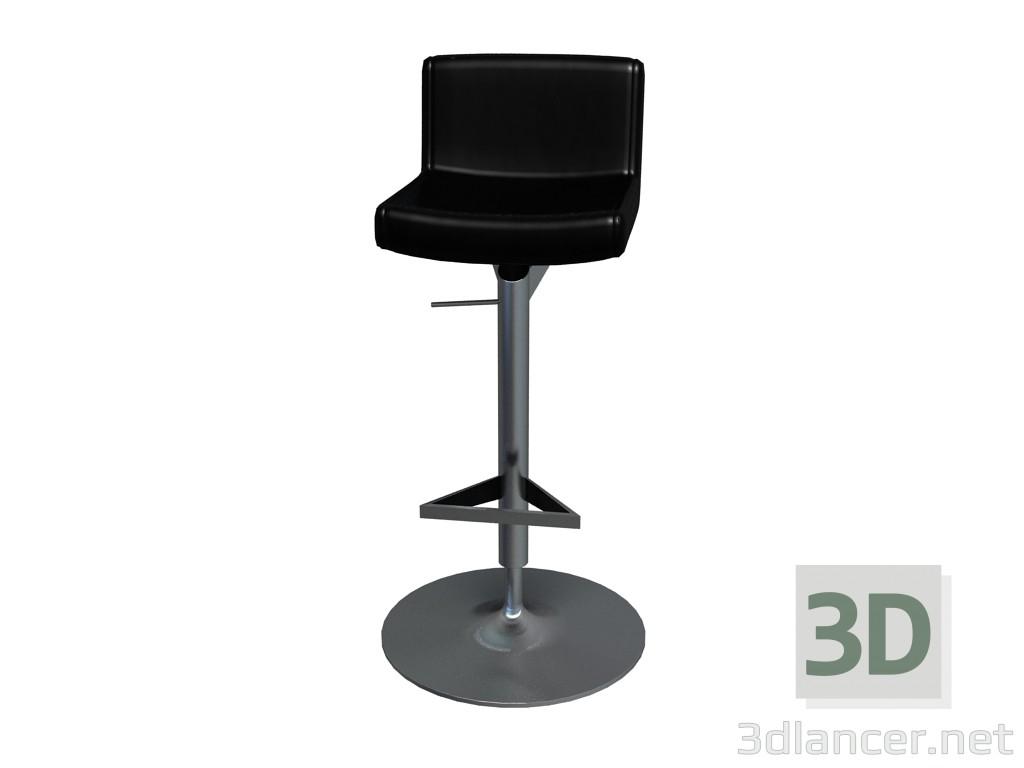 3d model Bar Chair 625 - preview