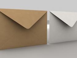 3D Zarf (Size-C5 BANKER)