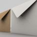 3d 3D Envelope (Size-C5 BANKER) model buy - render