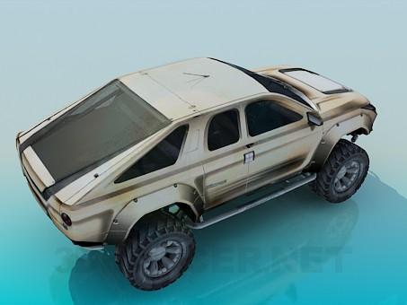 3d модель Максимус – превью