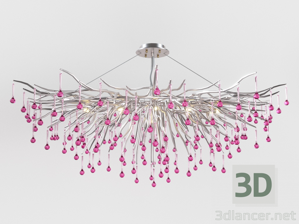 3d model Marian Pink 40.120 - preview