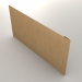 3d 3D Envelope (Size-DL-Pocket) model buy - render