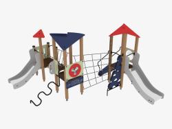 Children's play complex (4420)