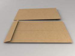 3D-Umschlag (Größe C4)