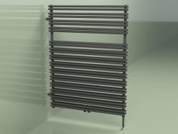 Barra de toalla calefactable - Mauricio (MAU 12 09, RAL - 9005)