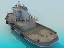 Буксирне судно