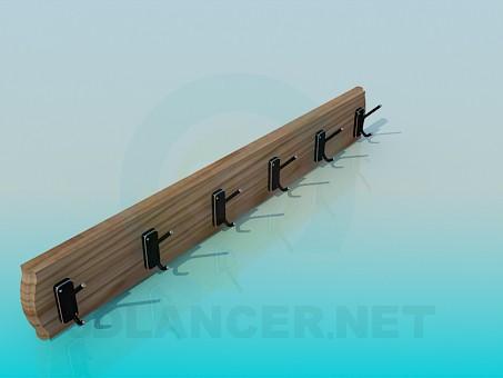 3d model Hanger - preview