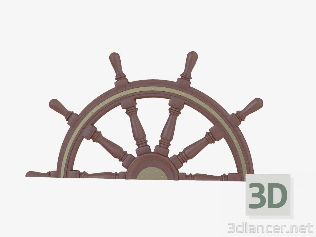 3d model Cubrecama para la cabeza de la cama - vista previa
