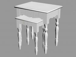 Комплект столиків (PPQD)