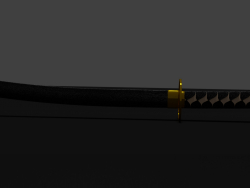 _1ex0_ Katana - HiPoly Version