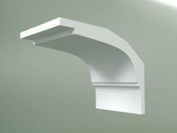 Corniche en plâtre (socle de plafond) KT071