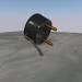 3d model Power plug (220W) - preview