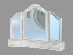 Mirror to dressing table (PSDB)