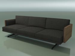 3-seater sofa 5243 (H-legs, Walnut)