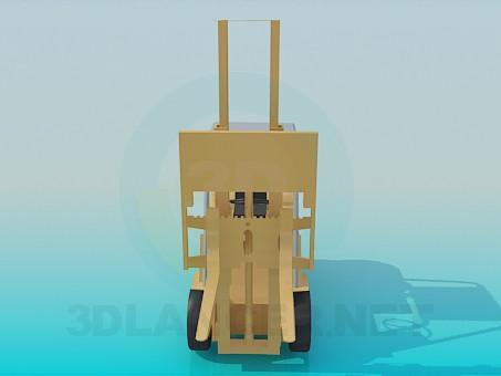 3d model Autoloader - preview