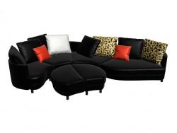 Modulares Sofa 4500