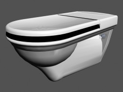 For toilet bowl Wall mounted invalids l liberty wc