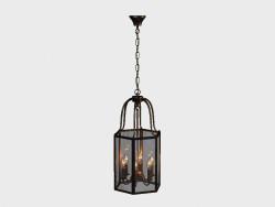 Chandelier lamp (CH028-6-ABG)