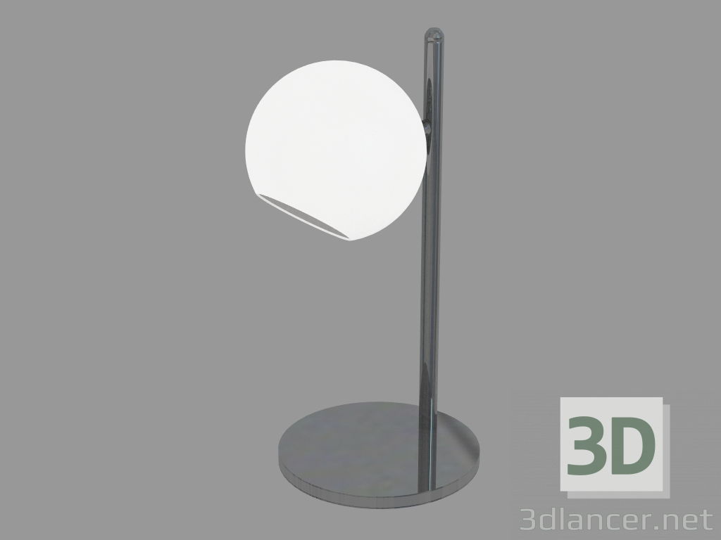 3d model Lámpara de mesa Bolle (2332-1T) - vista previa