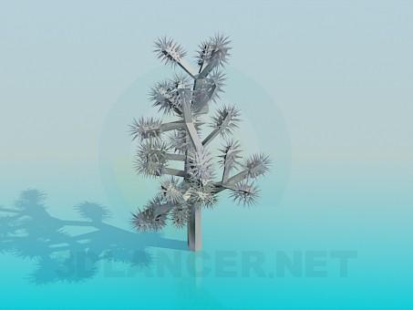 modelo 3D Pote de Scratchy - escuchar