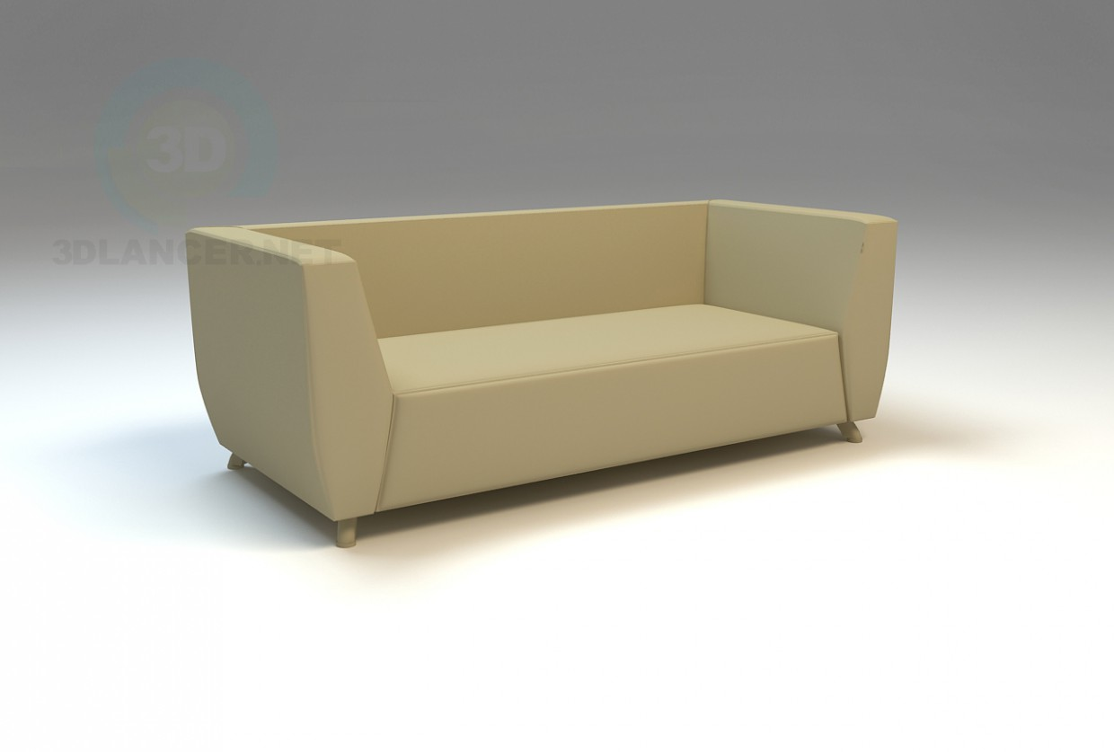 3d model Sofa for your living room - preview