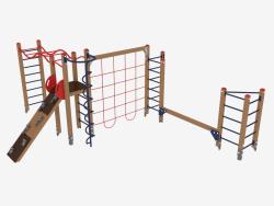 Complesso sportivo per bambini (7821)