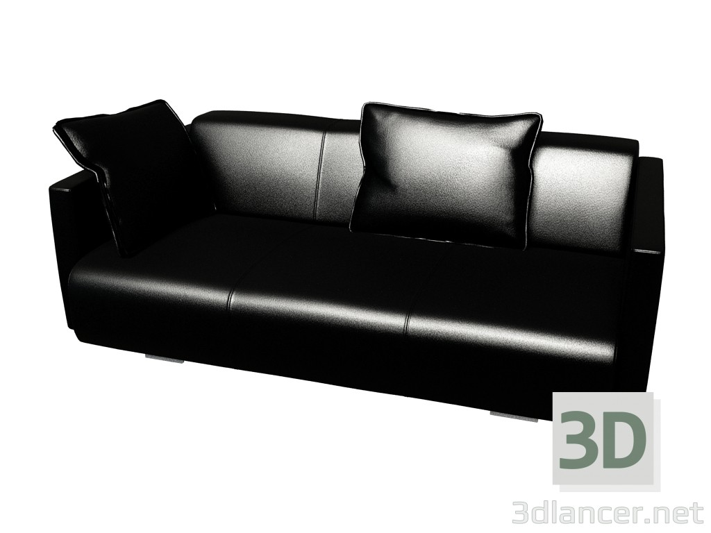 3d model Sofa 6300 - preview