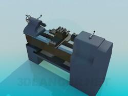 Токарно-винторезный станок по металлу