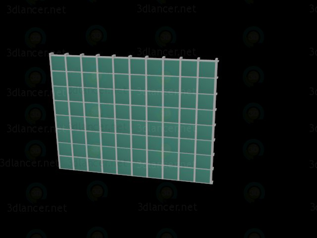 3d modeling Glass Blocks model free download