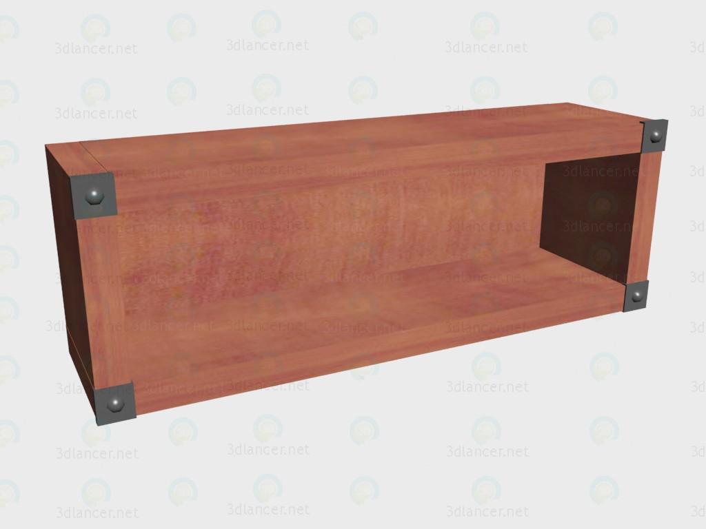 3d model Shelf VOX - preview