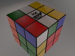 3x3 रूबिक का क्यूब