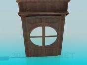 लकड़ी के दरवाजे