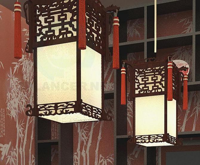 3d modeling Chinese lantern model free download