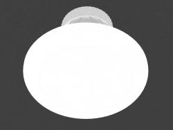 Recessed Ceiling Light Lamp (DL18731_10W-White R Dim)