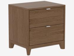 Bedside nightstand CASE (IDC025101000)