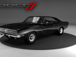 Dodge Charger RT-SE 1969