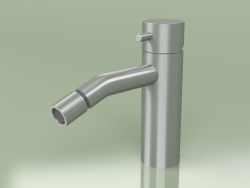 Tabletop bidet mixer with adjustable spout H 157 mm (12 35, AS)