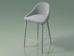 Half-bar chair Elizabeth (111029, gray)