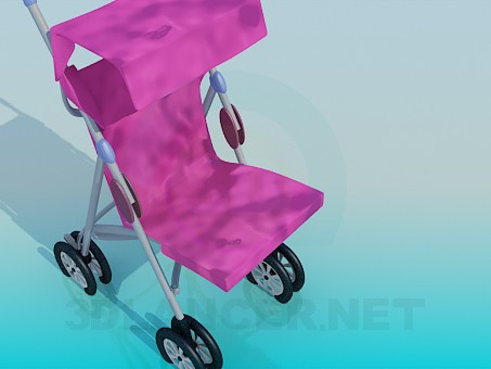 3d model Buggy - preview